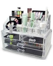 jewellry cosmetic acrylic storage box in stan 3