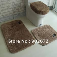 awesome bathroom rug set with 100 acrylic toilet lid bath mat 4 piece target canada for
