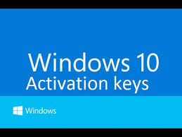 windows 10 key for all versions