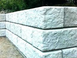 block wall cost s to build uk concrete retaining