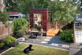 backyard home office. 92 Square Foot Backyard Office Modern-home-office Home F