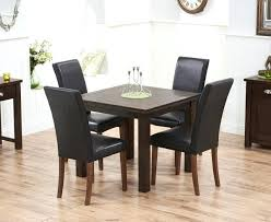 dark oak dining table for solid and chairs uk flip top kitchen cool deligh delightful