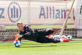 I am a sportsman, not a brand ambassador, besides being the first goalkeeper of adidas. Manuel Neuer