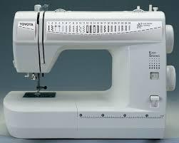 Toyota Sewing Machine Manual