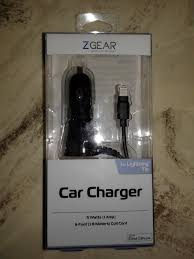 car charger for apple lightning connector 1 year warranty