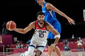 USA men's basketball vs. Australia ...