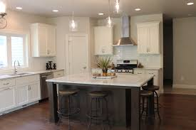 White Kitchen With Granite Granite White Cabinet Fantastic Home Design