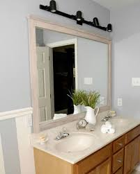 mirror frame diy driftwood mirror