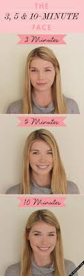 14 getting ready in the morning has never been this easy these 3 5 10 minutes makeup tutorials will be your favorite