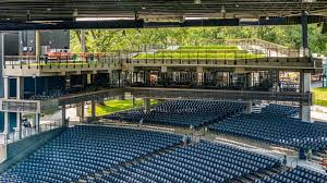 Merriweather Post Pavilion Tests New Sky Lawn Seating