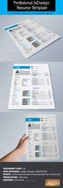 The 25 Best Indesign Resume Template Ideas On Pinterest Cv