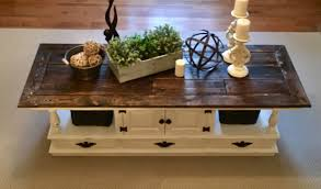 goodwill coffee table elegant rustic farmhouse style coffee table with reclaimed wood and white