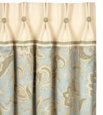 awesome graphic fl pattern handmade fabric extra long shower curtain as traditional bathroom treatments decors ideas