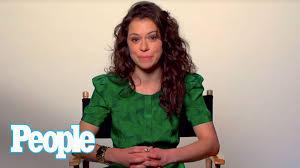 Orphan Black Star Tatiana Maslany Talks Clones Accents Nudity.