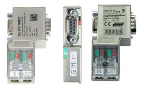 profibus d sub connectors for profibus cable