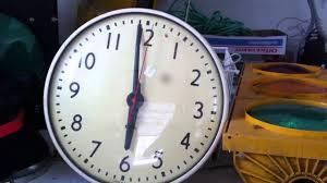 simplex synchron clock youtube Simplex Clock Wiring simplex synchron clock simplex wall clock wiring
