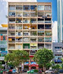 Abandoned Apartments Transform Into A Vertical Urban Food Court In