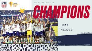 2021 Concacaf Gold Cup Final: USA 1 ...