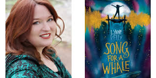lynne kelly author of song for a whale