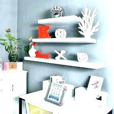 floating wall shelves design floating l shelf white shelves small metal free floating wall shelves plans