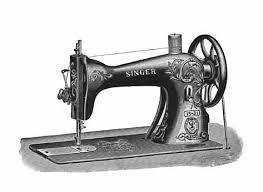 Singer Sewing Machine Information