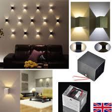 modern spot lighting. Image Is Loading Modern-3W-LED-Wall-Light-Up-Down-Lamp- Modern Spot Lighting