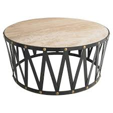 lucite coffee table travertine outdoor setting leather storage perth cafes roasters modern home furniture rustic stone