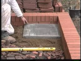 to lay pavers slabs and other paving