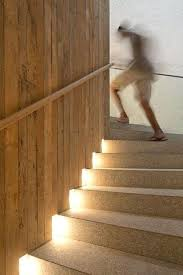 stair lighting. Stair Lights Interior Lighting Stairway Has A Practical Function And Can Make It Look Very .