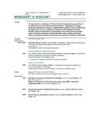 Peace Corps Resume Magnificent Resume Templates 4848 Resume Templates To Choose From EasyJob