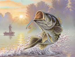 memory of former state fish art winner honored