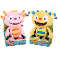 henry hugglemonster talking henry talking summer bundle exclusively from golden bear toys
