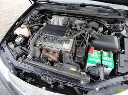 2002 Toyota Solara SLE V6 Convertible 3.0 Liter DOHC 24-Valve V6 ...