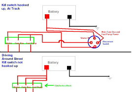 hooking up battery disconnect switch for street use d series org Disconnect Wiring Diagram click image for larger version name battery disconnect jpg views 8265 size ac disconnect wiring diagram
