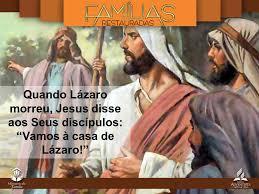 Resultado de imagem para JESUS - MARTA E LÁZARO
