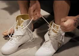 reebok boxing boots. conor mcgregor\u0027s new boxing boots reebok