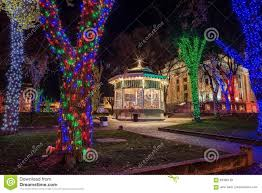 Prescott Az Christmas Tree Lighting Prescott Arizona Town Square With Christmas Lights