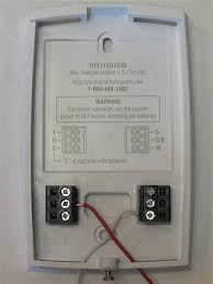 wiring your radiant system diy radiant floor heating radiant 2 Wire Thermostat Wiring Diagram Heat Only wire positions for honeywell pro 1000 (6 terminal model) Honeywell Thermostat Wiring Diagram