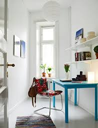 Office Room: Small And White Home Office Decor -