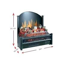 pleasant hearth electric fireplace logs with heater electric fireplace log inserts with heaters electric fireplace logs
