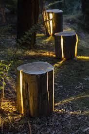 Designer Garden Lights Image Simple Design Ideas