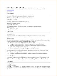 Resume Bio Example Curriculum Vitae Template Word Bio Example Curriculum Vitae 97