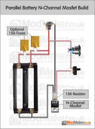 wiring diagram series parallel mod vape Diy Wiring Diagram Wind Turbine Wiring-Diagram