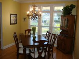 chandelier for small dining room elegant dining room with red