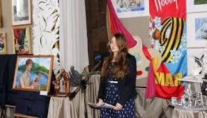 Правительство Магаданской области Пресс релизы В Магадане  Традиция выпускников детской художественной школы представлять свои дипломные проекты возникла 12 лет назад за эти годы камерная выставка итоговых учебных