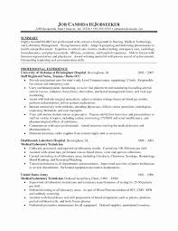 Esthetician Resume Examples Awesome New Nurse Resume Objective