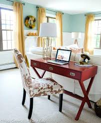 picturesque living room desk ideas simple within unique chairs