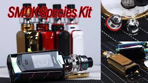 Best <b>Smok</b> Killer ? <b>Smok Species</b> 230W <b>Kit</b> with TFV8 Baby V2 Tank ...