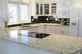 how do you clean food particles on granite countertops