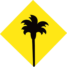 restaurants logo with a palm tree. Simple Tree Palm Tree Logo  Home Improvement Gallery To Restaurants Logo With A Tree Clipart Library